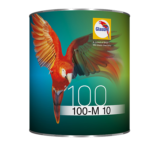 Glasurit 100-M 10 3,5L Mixing clear