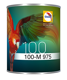 Glasurit 100-M 125 0,125L gold aluminum