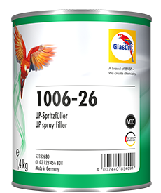 Glasurit 1006-26 UP SPRØYTE-FYLLER
