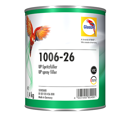 Glasurit 1006-26 UP-Spritzfüller CV