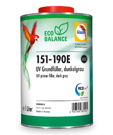 Glasurit 151-190E Primer riempitivo UV grigio scuro Eco Balance