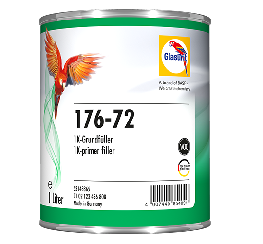 Glasurit 176-72 1K-Grundfüller