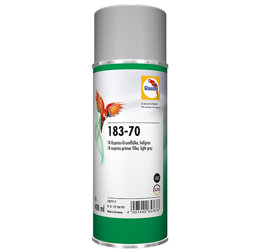 Glasurit 183-70 1K Express Grundfüller grau