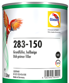 Glasurit 283-150 VOC Etch Primer Filler