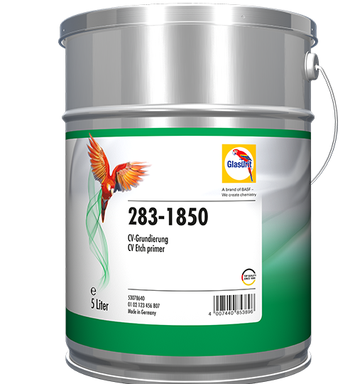 Glasurit 283-1850 SYREGRUNNING, KROMATFRI FOR CT