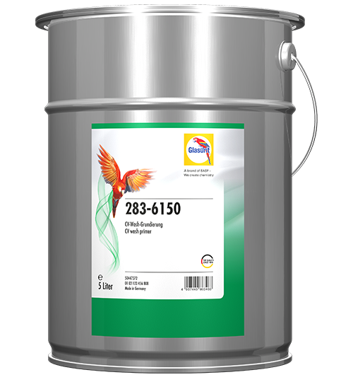 Glasurit 283-6150 CV WASH PRIMER CHROMATE-FREE