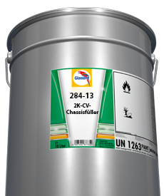 Glasurit 284-13 2K CHASSIS-FYLLER FOR CV