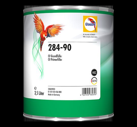Glasurit 284-90 CV Primer Filler white