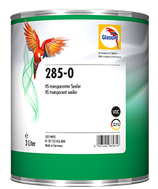 Glasurit 285-0 VOC Transparent Sealer