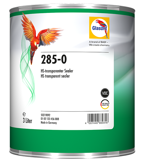 Glasurit 285-0 VOC Transparent-Sealer
