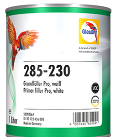Glasurit 285-230 PRIMER FILLER PRO WHITE