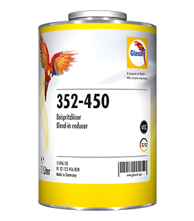 Glasurit 352-450 Utflekkingstynner