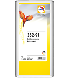 Glasurit 352-91 Diluyente Acrilico Normal