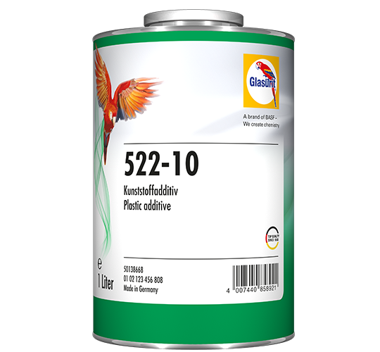 Glasurit 522-10 plastic additive