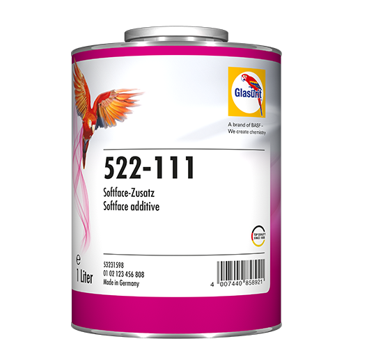 GLASURIT 522 111 ADDITIF SOFTFACE