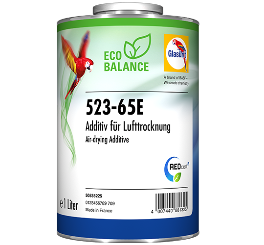 Glasurit 523-65E Eco Balance additif séchage air
