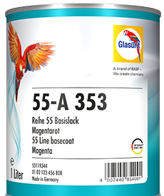 Glasurit 55-linjen Magic Collection