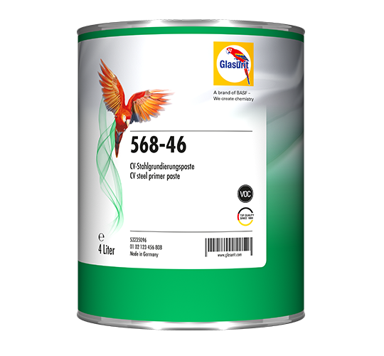 Glasurit 568-46 Pasta gruntująca do stali