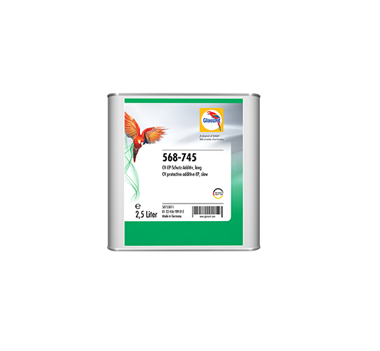 Glasurit 568-745 CV protective additive EP, slow