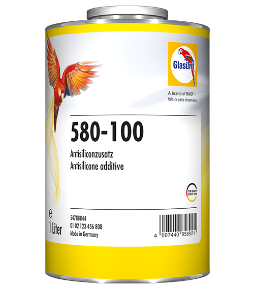 Glasurit 580-100 Anti-silikon tilsetning