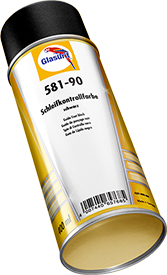 GLASURIT 581 90 GUIDE DE PONCAGE NOIR (aérosol)