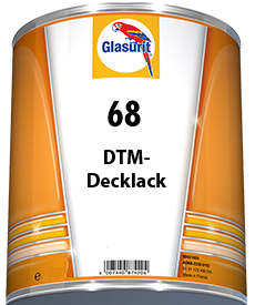 Glasurit 68 Line DTM System