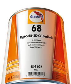 Glasurit 68 LINE
