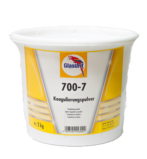 Glasurit 700-7 Coagulante en polvo