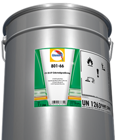 Glasurit 801-66 CV Imp. Epoxy rica en zinc 2C