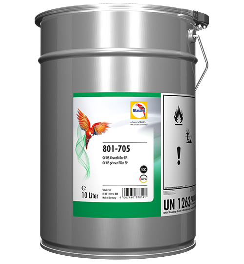 Glasurit 801-705 CV Primer Filler EP