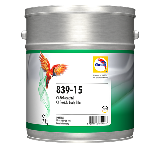 Glasurit 839-15 CV FLEXIBELT Spackel