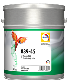 Glasurit 839-45 CV Flexible Body Filler