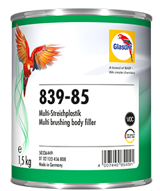 Glasurit 839-85 Multi stryke-sparkel