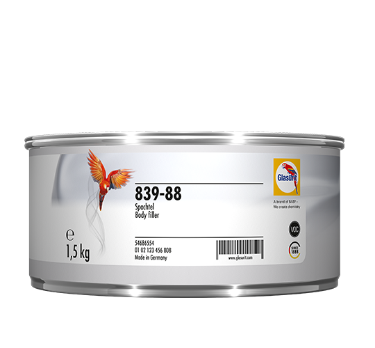 Glasurit 839-88 Body Filler