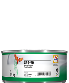 Glasurit 839-90 Plastspackel