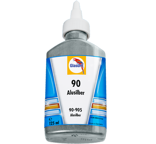 Glasurit 90-905 Alusilber