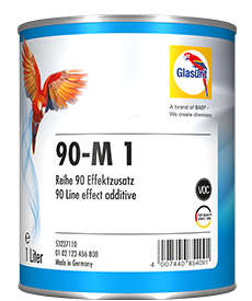 Glasurit 90-M 1 Effekt-tilsetning