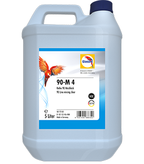 Glasurit 90-M4 Mixing Clear Long CV