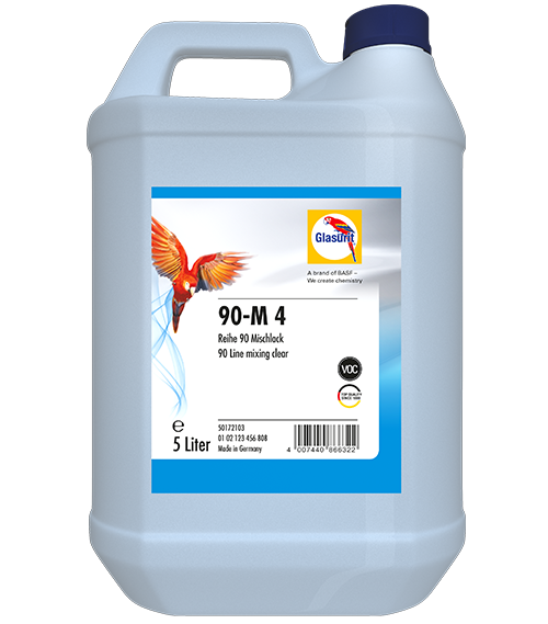 GLASURIT 90-M 4 Legante incolore LENTO CV