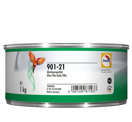 Glasurit 901-21 Glass fibre body filler