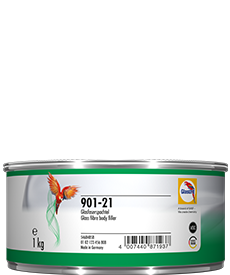GLASURIT 901 21 MASTIC FIBRE DE VERRE