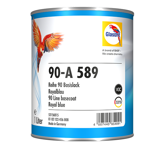 Glasurit 90-VE VE-Wasser