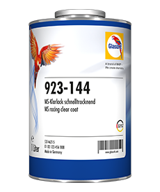 Glasurit 923-144 MS-RACING CLEAR
