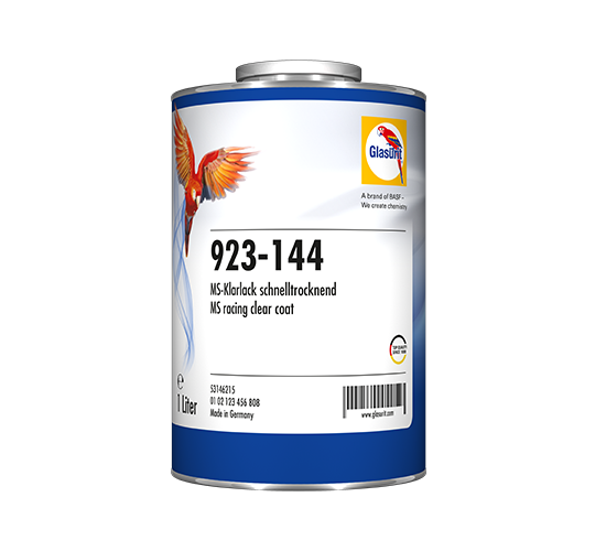 Glasurit 923-144 Lakier bezbarwny MS Racing