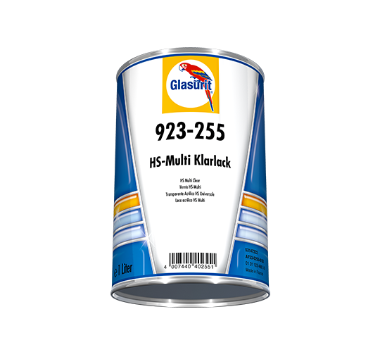 Glasurit 923-255 HS MULTIKLARLACK
