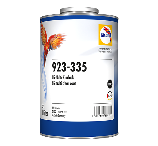 Glasurit 923-335 HS MULTI-KIRKASLAKKA VOC