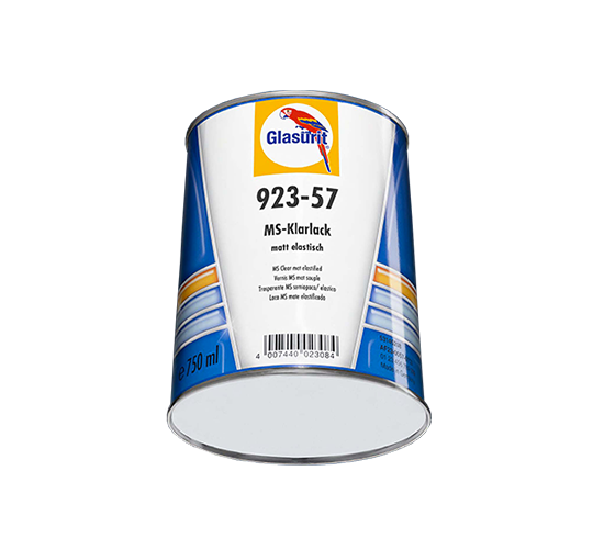 Glasurit 923-57 MS Laca mate elástica