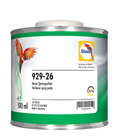 GLASURIT 929-26 DURCISSEUR PRIMAIRE SF 0,5 L