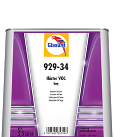 Glasurit 929-34 Härter VOC