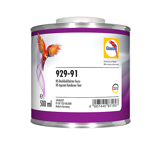 Glasurit 929-91 HS Topcoat Hardener